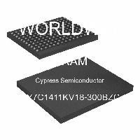 CY7C1411KV18-300BZC - Cypress Semiconductor