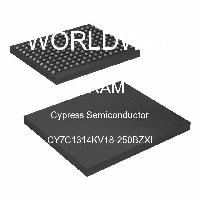 CY7C1314KV18-250BZXI - Cypress Semiconductor