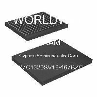 CY7C1320SV18-167BZC - Cypress Semiconductor