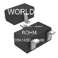 DTA143EUAT106 - ROHM Semiconductor