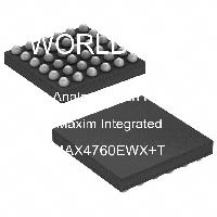 MAX4760EWX+T - Maxim Integrated Products