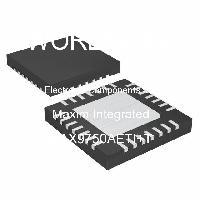 MAX9750AETI+T - Maxim Integrated Products