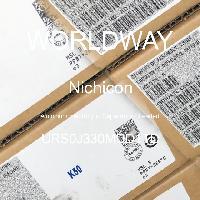 URS0J330MDD1TD - Nichicon - 铝电解电容器 - 含铅