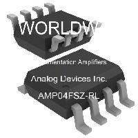 AMP04FSZ-RL - Analog Devices Inc - 仪表放大器