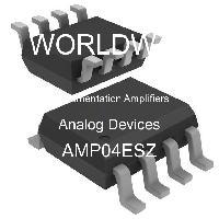 AMP04ESZ - Analog Devices Inc - 仪表放大器