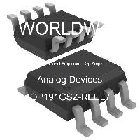 OP191GSZ-REEL7 - Analog Devices Inc