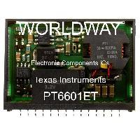 PT6601ET - Texas Instruments - 電子元件IC