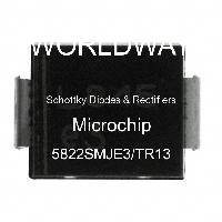 5822SMJE3/TR13 - Microsemi Corporation - 肖特基二極管和整流器
