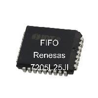 7205L25JI - Renesas Electronics Corporation
