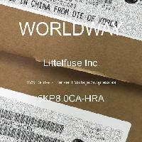 5KP8.0CA-HRA - Littelfuse Inc - TVS二極管 - 瞬態電壓抑制器