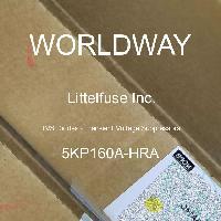 5KP160A-HRA - Littelfuse Inc - TVS二極管 - 瞬態電壓抑制器