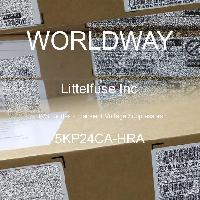 5KP24CA-HRA - Littelfuse - TVS二極管 - 瞬態電壓抑制器