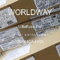 5KP64CA-HRA - Littelfuse Inc - TVS二极管 - 瞬态电压抑制器