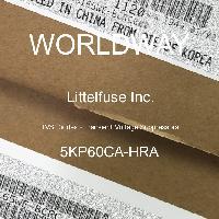 5KP60CA-HRA - Littelfuse Inc - TVS二極管 - 瞬態電壓抑制器