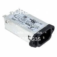 06SEEG3S - Delta Electronics - 交流电源线滤波器