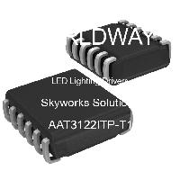 AAT3122ITP-T1 - Skyworks Solutions Inc - LED照明驱动器