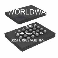 S25FL128SAGBHIA00 - Cypress Semiconductor