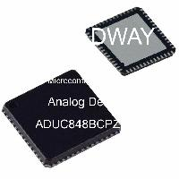 ADUC848BCPZ62-5 - Analog Devices Inc