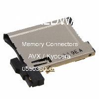 055036006223862+ - KYOCERA Corporation - 内存连接器