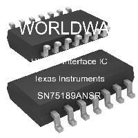 SN75189ANSR - Texas Instruments
