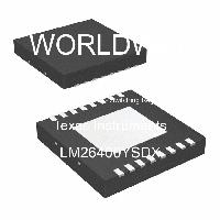 LM26400YSDX - Texas Instruments