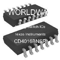 CD4016BNSR - Texas Instruments