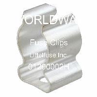 01290002H - Littelfuse - 保险丝夹