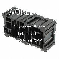 03540507Z - Littelfuse - 继电器插座和硬件