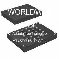 AT45DB161D-CCU - Adesto Technologies Corporation - 闪