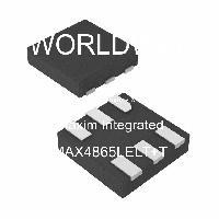 MAX4865LELT+T - Maxim Integrated Products