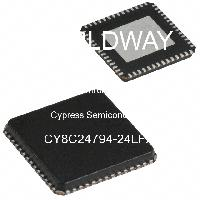 CY8C24794-24LFXI - Cypress Semiconductor