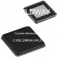 CY8C24894-24LFXI - Cypress Semiconductor