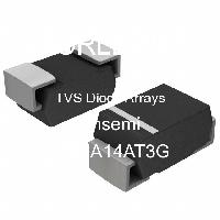 1SMA14AT3G - ON Semiconductor - TVS二极管阵列