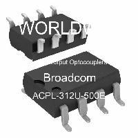 ACPL-312U-500E - Broadcom Limited - 邏輯輸出光電耦合器