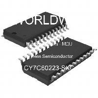 CY7C60223-SXC - Cypress Semiconductor - 微控制器 -  MCU