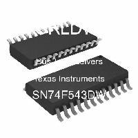 SN74F543DW - Texas Instruments
