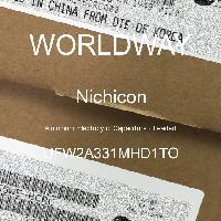UFW2A331MHD1TO - Nichicon - 铝电解电容器 - 含铅