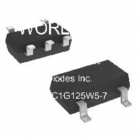 74LVC1G125W5-7 - Zetex / Diodes Inc