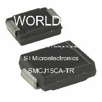 SMCJ15CA-TR - STMicroelectronics
