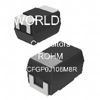 TCFGP0J106M8R - ROHM Semiconductor