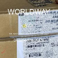 04025A820JAJ2A - AVX Corporation - 多層陶瓷電容器MLCC  -  SMD / SMT