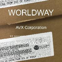 04025A100JAJ2A - AVX Corporation - 多層陶瓷電容器MLCC  -  SMD / SMT