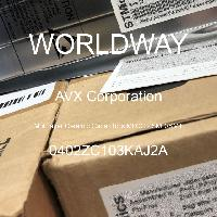 0402ZC103KAJ2A - AVX Corporation - 多層陶瓷電容器MLCC  -  SMD / SMT