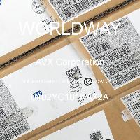 0402YC101KA72A - AVX Corporation - 多层陶瓷电容器MLCC - SMD/SMT