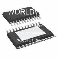 TPA3001D1PWPR - Texas Instruments