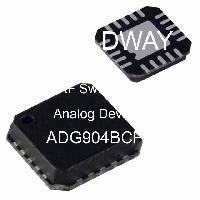 ADG904BCPZ - Analog Devices Inc
