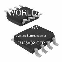 FM25V02-GTR - Cypress Semiconductor - F-RAM