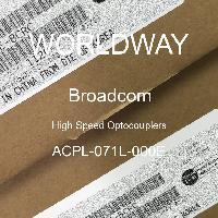 ACPL-071L-000E - Broadcom Limited - 高速光耦合器