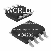 AO4202 - Alpha & Omega Semiconductor - 电子元件IC