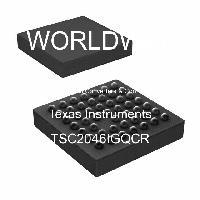 TSC2046IGQCR - Texas Instruments - 觸摸屏轉換器和控制器